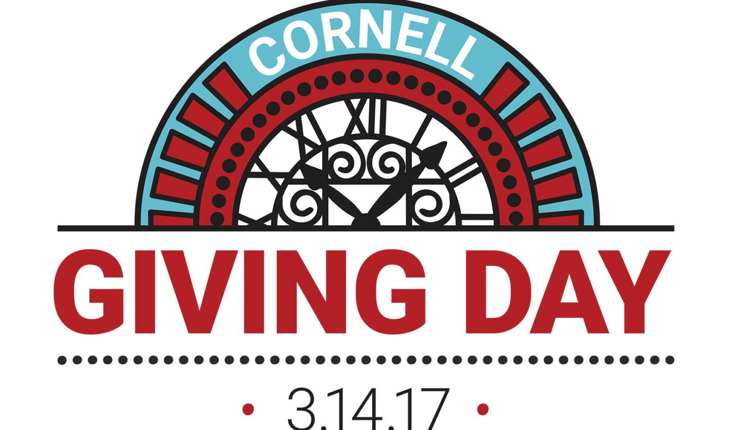 Cornell University Giving Day 2017 logo
