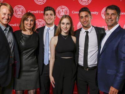 Cornell Family Fellows 2016