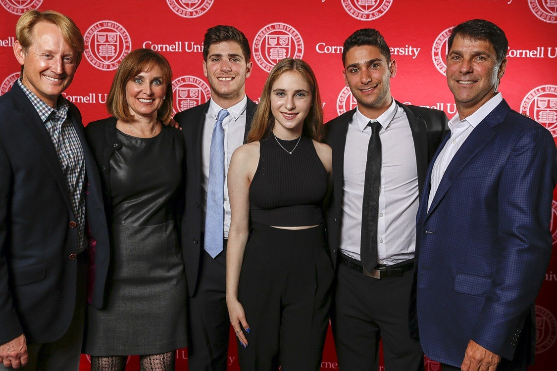 Cornell Family Fellows 2016