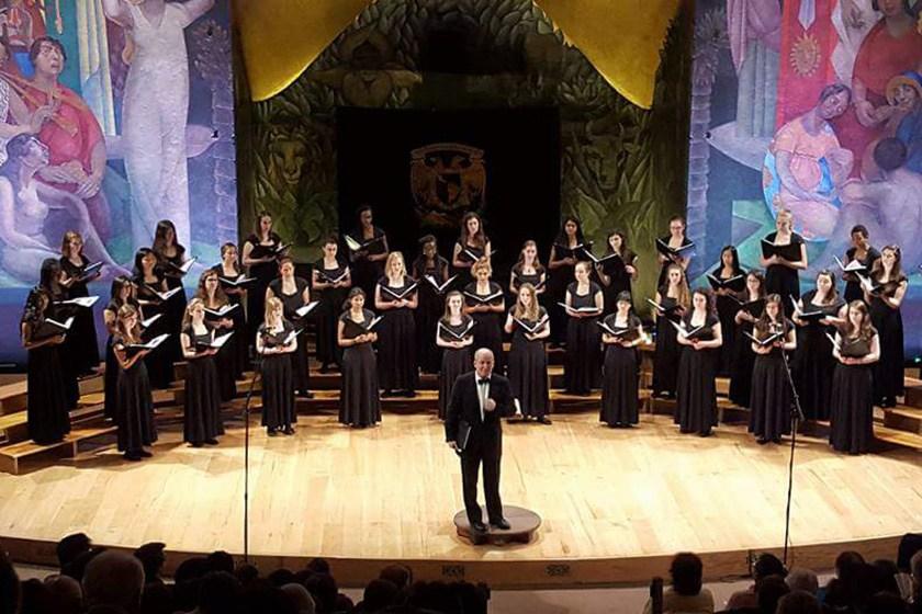 The Cornell University Chorus