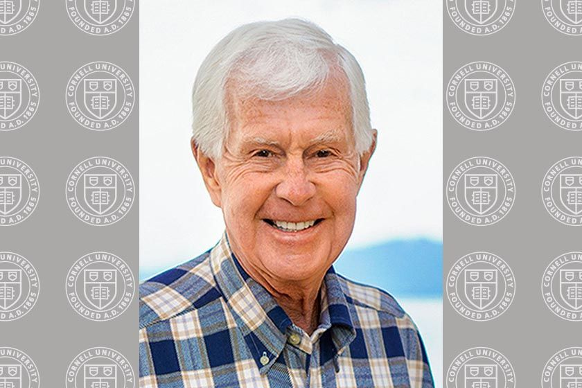 David A. Duffield '62, MBA '64