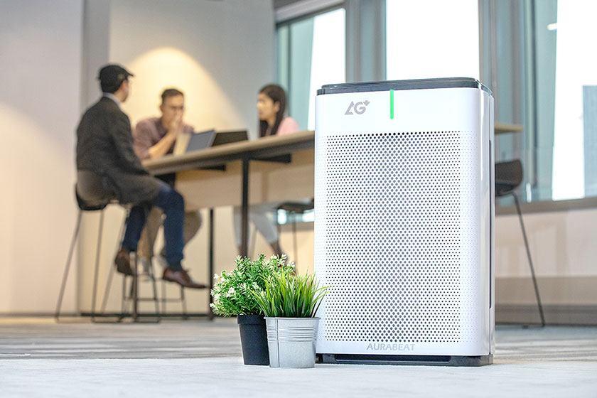 Aurabeat air purifier